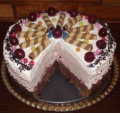 Sütés nélküli gesztenye torta - MindenegybenBlog