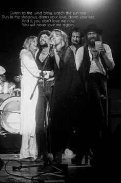 Fleetwood Mac, The Chain