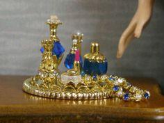 Perfume Lipstick Vanity Set for Barbie 1 6 Scale Patsy Mac Caprice | eBay