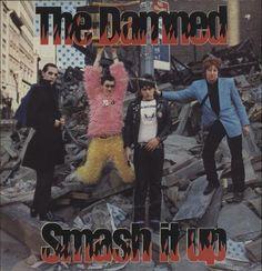"The Damned Smash It Up 7"" vinyl single (7 inch record) UK DAM07SM121935"