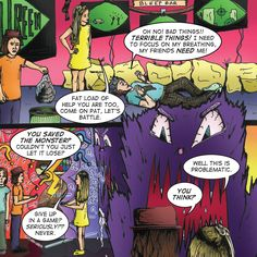 Page 4 Arcade Horrors