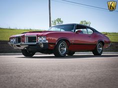 This 1971 Oldsmobile 442 is listed on Carsforsale.com for $44,995 in O Fallon, IL