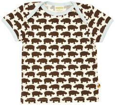 Baby T-Shirts Tierdruck 204 Loud Proud Unisex