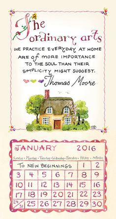 2016 Susan Branch Magnetic Calendar: Susan Branch: 9781624383366: Amazon.com: Books