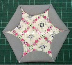 Penny's Hands: How-To: Star Window a.k.a. Moe Moe's Star, aka Japanese Flower Garden