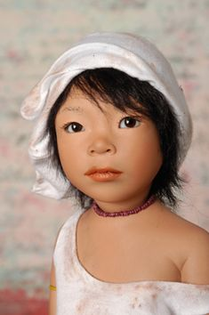 Bets or Amy van Boxel (not sure which of them made this doll