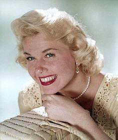 Doris Day brows