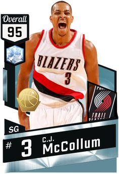 As we say goodbye to C.J. McCollum and the Trail Blazers, let's look at his 2016-2017 season stats: Regular Season: 80 games, 80 starts, 35 min, 23 pts, 3.6 reb, 3.6 ast, 0.9 stl, 0.5 blk, 2.2 turnovers, 48% from the field, 42% from 3pt, 91% from FT (league-high!). Playoffs: 4 games, 4 starts, 35.1 min, 22.5 pts, 6 reb, 1 ast, 1 stl, 0.5 blk, 3.8 turnovers, 40% from the field, 50% from 3pt, 94% from FT.