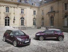 Citroen DS: Disponibile il pack Faubourg Addict