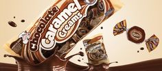 Goetze's Chocolate Caramel Creams are delicious! Made in America and Nut Free!