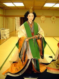 ZONE2 みとれ処  明治・大正・昭和時代 皇族女子盛装