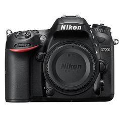 Nikon D7200 DX-format Digital-SLR - https://www.buy-accessories.net/shop/electronics/nikon-d7200-dx-format-digital-slr/