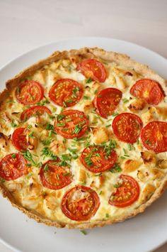 Casserole Recipes, Crockpot Recipes, Chicken Recipes, Healthy Recipes, Pizza Snacks, Danish Food, Mushroom Recipes, Easy Cooking, Food Inspiration
