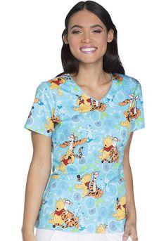 4ae12218a2b 10 Best Winnie The Pooh Scrubs images   Disney scrubs, Scrubs ...