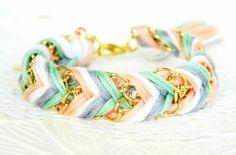 Colorful bracelet