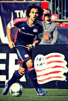 Kevin Alston of The New England Revolution has taken an indefinite leave of absence to undergo treatment for leukemia. #GetWellSoon