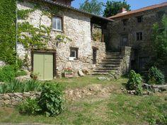 Vaison Villeneuve d'Allier, Auvergne #vacances #maison #campagne