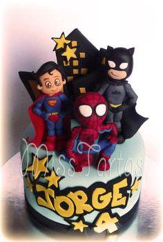 superheros!!