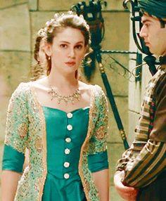 "Princess Farya Bethlen - Magnificent Century: Kösem - ""Sultan of Prohibition (Yasaklarini sultani)"" Season 2, Episode 13 (43)"