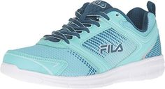 efb6176f26fa Fila Womens Windstar 2 Running Shoe Aruba BlueInk BlueFair Aqua 8 M US     Visit the image link more details. (This is an affiliate link)