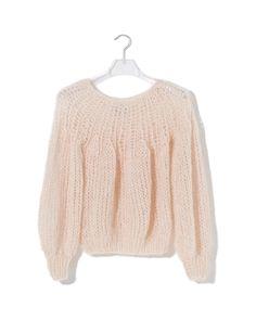 Pleated Sweater - maiami.de