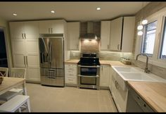 Leave it to Bryan on HGTV, your source for Bryan Inc. videos, full episodes, photos and updates. Watch Leave it to Bryan on HGTV. Kitchen Pantry, Kitchen Reno, Diy Kitchen, Kitchen Dining, Kitchen Cabinets, Kitchen Ideas, Dining Room, Style Tile, Hgtv