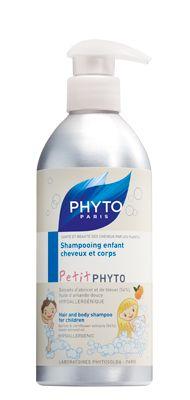 scrummy French vegan shampoo + bodywash for babies