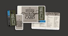 Midtown Alliance Privileged Member Card [ by SeeMeDesign ]