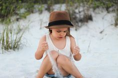 Child Beach Pictures, Sunset Boho