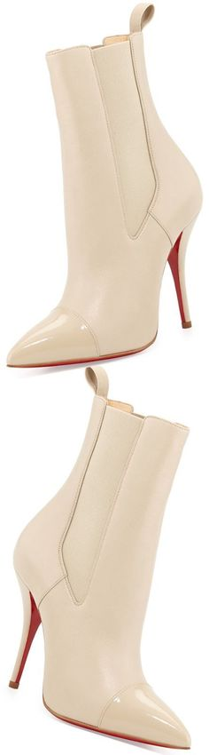 Christian Louboutin Fall Booties (via Bloglovin.com )