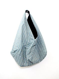 Origami Tote Bento Bag Market Sack By JudgedbyaBOOKScover On Etsy