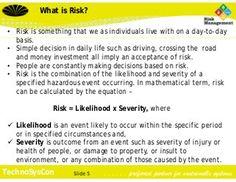 OHSAS Hazard identification & Risk assessment