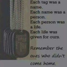 Always take a moment to remember the fallen ! Army Mom, Army Life, Military Life, Military Quotes, Military Service, Remember The Fallen, In Harm's Way, Brothers In Arms, Fallen Heroes