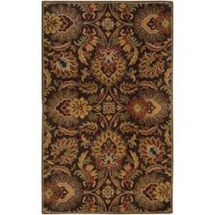 Artistic Weavers John Brown 6 ft. x 9 ft. Area Rug - JHN-1028 at The Home Depot