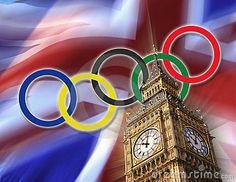 Olympics Games - London 2012 - British flag