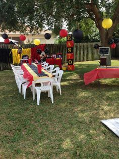 Mickey Mouse Birthday Party Ideas | Photo 4 of 13