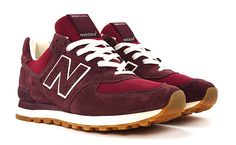 New Balance 574 Made in USA 'Johnny Appleseed'