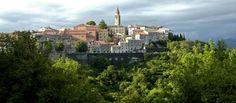 Labin, Istria Peninsula, Croatia