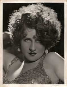 1931 Large Format Norma Shearer George Hurrell Rare Art Deco Photograph Pre Code