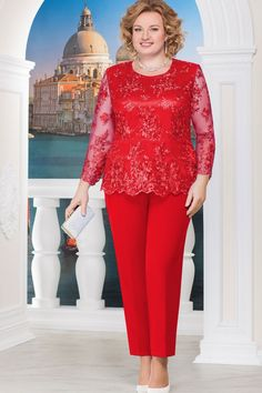 Mother Of Bride Outfits, Mother Of Groom Dresses, Mothers Dresses, Trajes Casual, Plus Size Dresses, Plus Size Outfits, Fashion Pants, Fashion Dresses, Winter Wedding Outfits