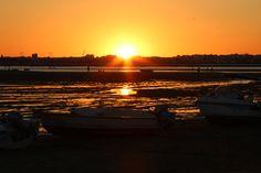 Sunset in Algarve - Portugal