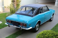 1971 Ford Corcel Luxo