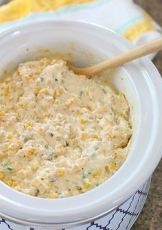 I think I have your new favorite fun Cinco de Mayo dip. This is a take on the traditional corn dip but with the added flavors of yummy jalapeño poppers! AND BONUS: it's made in a slow cooker – woot! You can make it ahead of time and then take it with you to your...Read More »