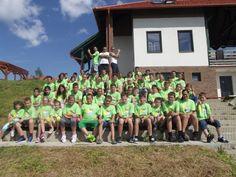 Cochleáris implantáción átesett gyermekek nyári tábora a Kis-Balatonnál