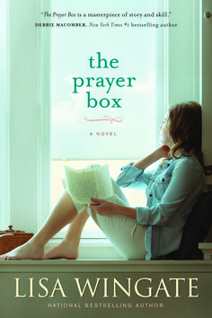 The Prayer Box has a new cover!