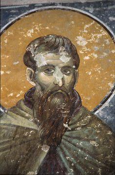 Byzantine Icons, Byzantine Art, Fresco, Church Icon, Sacred Art, Ikon, Saints, Christian, Painting