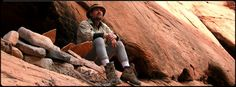 Survivorman canyonland