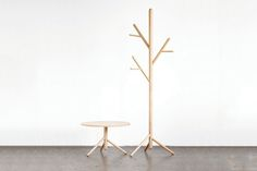Stem Tree Coat Stand by Top3 by Design. See more at www.qualityfurniturecenter.com