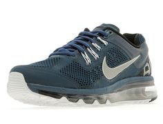 Nike Air Max+ 2013 – Squadron Blue – Reflective Silver – Black