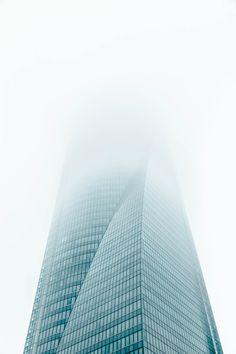 Into the fog on Behance